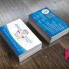 کارت ویزیت پیمانکاری خدمات ساختمانی