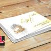 طرح لایه باز کارت ویزیت زرگری ( طلا فروشی )