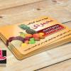 دانلود طرح لایه باز کارت ویزیت میوه فروشی