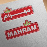 دانلود طرح لایه باز لوگو شرکت مهرام