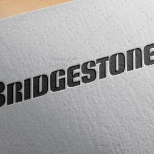 دانلود طرح لایه باز لوگو شرکت لاستیک بریجستون