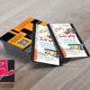 دانلود طرح لایه باز کارت ویزیت چاپ و تبلیغات