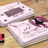 لایه باز طرح کارت ویزیت خیاطی زنانه