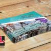 طرح فتوشاپ کارت ویزیت داربست فلزی