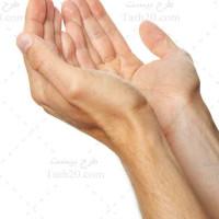تصویر استوک و با کیفیت دستان رو به دعا