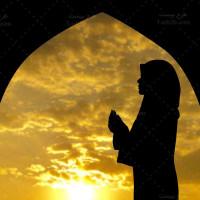 تصویر استوک و با کیفیت بانوی مسلمان