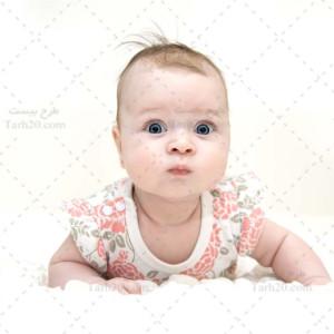 عکس نوزاد استوک با کیفیت بالا