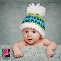 دانلود عکس با کیفیت کودک و نوزاد با کلاه
