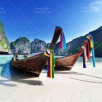 تصویربا کیفیت قایق تفریحی مناسب گردشگری