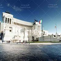 تصویر با کیفیت از مکان تاریخی و گردشگری در ایتالیا