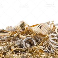 تصویر یا کیفیت طلا و زیورآلات طلایی