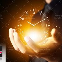 تصویر با کیفیت مدیریت زمان شغلی
