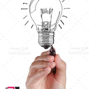 تصویر با کیفیت و استوک ایده و خلاقیت