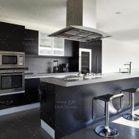 دانلود عکس استوک دکوراسیون آشپزخانه شیک و جدید