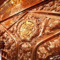 تصویر استوک ضریح مبارک حرم امام حسین(ع)