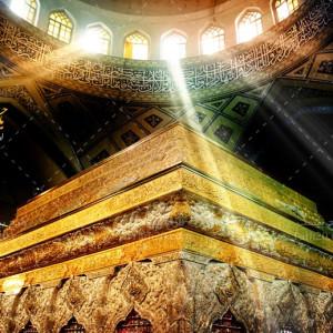 عکس استوک ضریح حرم امام حسین (ع)