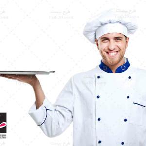 عکس استوک و با کیفیت گارسون و آشپز