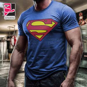 طرح تیشرت سابلیمیشن سوپرمن