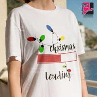 طرح تیشرت دخترانه جشن کریسمس