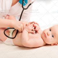دانلود عکس با کیفیت پزشک نوزادان
