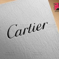 طرح لوگو برند مشهور کارتیر Cartier