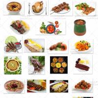 عکس های باکیفیت کباب و غذاهای ایرانی