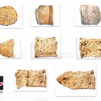 مجموعه تصاویر با کیفیت انواع نان ایرانی