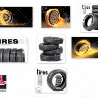 عکس های با کیفیت تایر و لاستیک خودرو