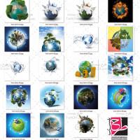مجموعه تصاویر باکیفیت گرافیکی جالب از کره زمین