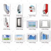 دانلود تصاویر باکیفیت پنجره های دوجداره