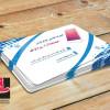 لایه باز کارت ویزیت تعمیرات موبایل
