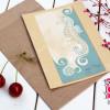 دانلود طرح لایه باز کارت پستال زیبا