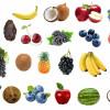 مجموعه وکتور انواع میوه با فرمت PNG