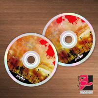 طرح لایه باز لیبل سی دی CD ماه محرم