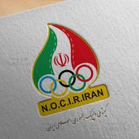 دانلود طرح لایه باز لوگو کمیته المپیک