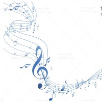 دانلود وکتور لایه باز موسیقی و ترانه