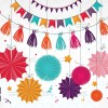 وکتور لایه باز وسایل تزئین جشن تولد