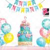 دانلود طرح لایه باز وکتور کیک تولد