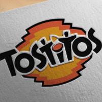 دانلود طرح لایه باز لوگو Tostitos