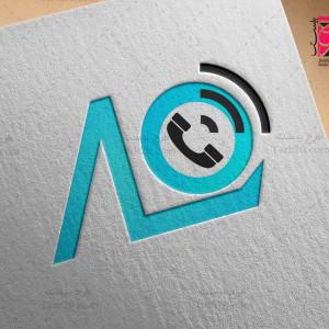 لوگو اختصاصی و حرفه ای ALO (نمونه ۱)