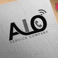 لوگو اختصاصی و حرفه ای ALO (نمونه ۲)