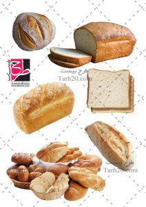 مجموعه تصاویر دوربری نان
