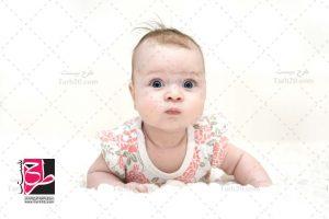 عکس نوزاد با کیفیت