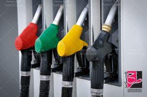 تصویر با کیفیت پمپ بنزین