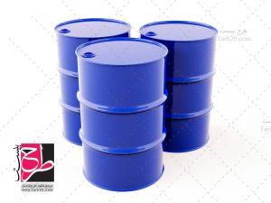 تصویر بشکه های نفت