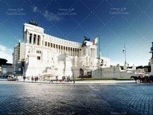 عکس گردشگری رم ایتالیا