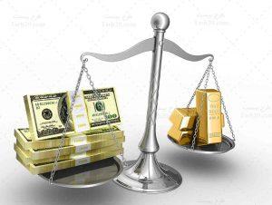 عکس ارز و طلا