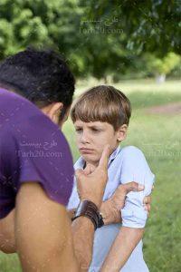عکس دعوا کودک