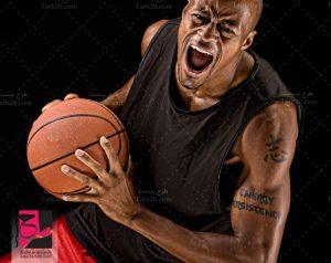 تصویر استوک بسکتبال