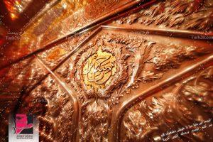 عکس ضریح امام حسین